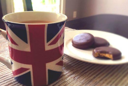 Quirky British phrases