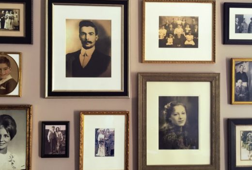How to Create a Beautiful Ancestor Wall