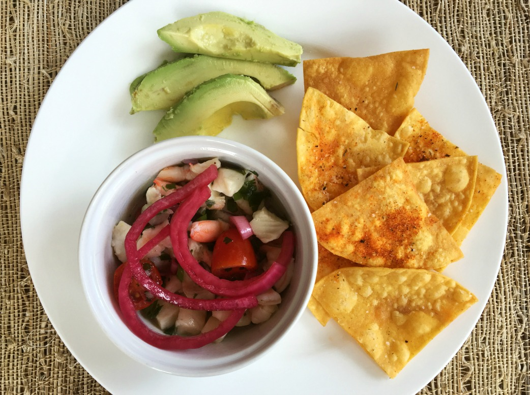 How to make restaurant-style ceviche at home